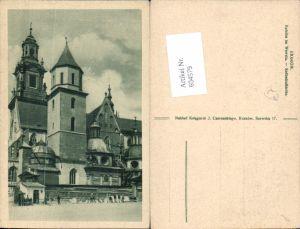 604579,Krakau Krakow Poland Katrale Wawel