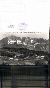 605022,Foto Ak Dürrnberg b. Hallein m. Untersberg pub Cosy 2611