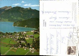 605807,Strobl a. Wolfgangsee m. Schafberg
