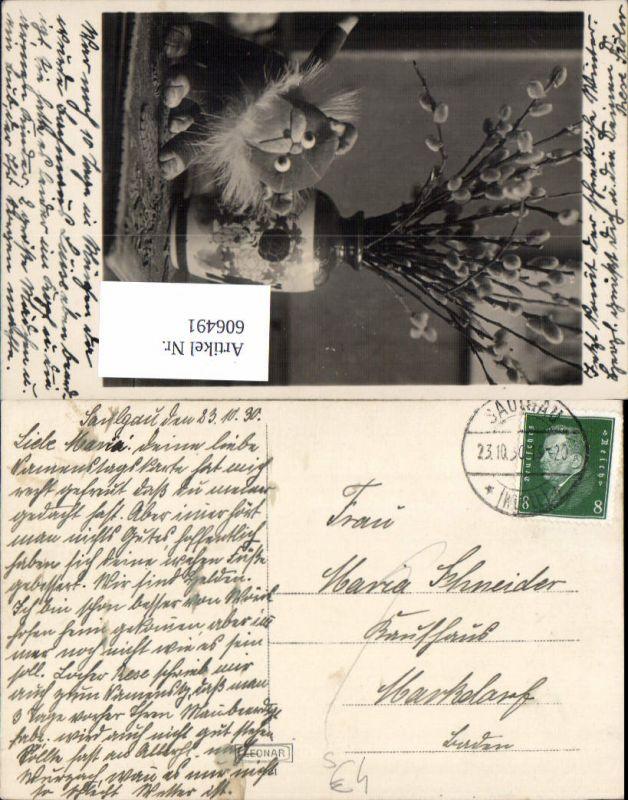 606491,Stempel Saulgau n. Markdorf Baden 1930
