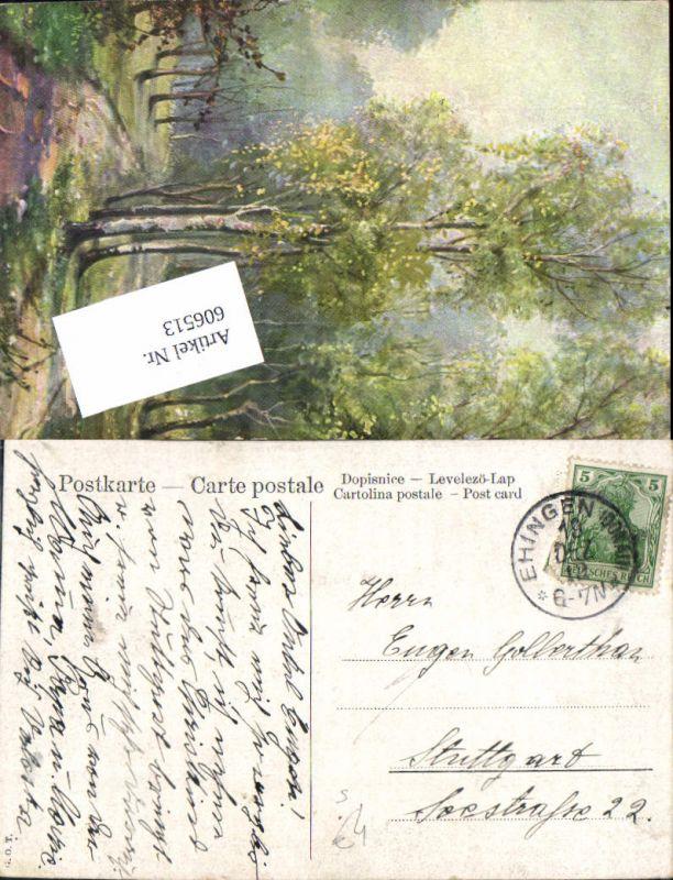 606513,Stempel Ehingen Donau