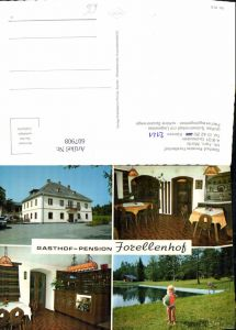 607908,Mehrbild Ak Grafenstein Gasthof Pension Forellenhof