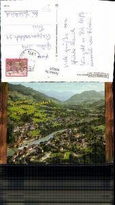 608227,Grünburg-Steinbach Steyrtal Sengsengebirge pub Alpine Luftbild 73607