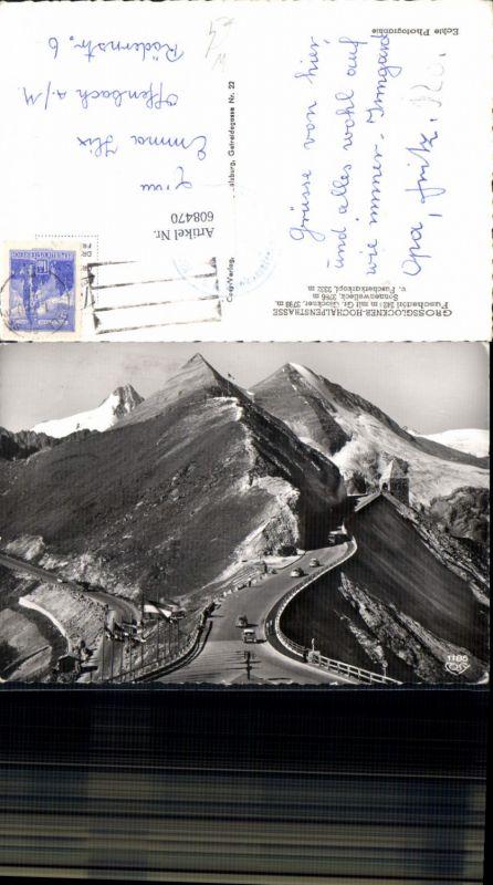 608470,Grossglockner Hochalpenstrasse Heiligenblut Fuschertörl