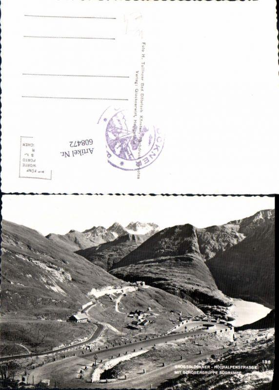 608472,Grossglockner Hochalpenstrasse Heiligenblut Südrampe