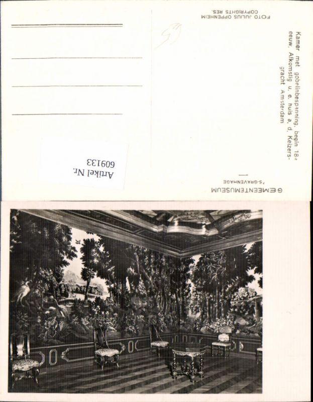 609133,´s Gravenhage Gemeetemuseum Netherlands