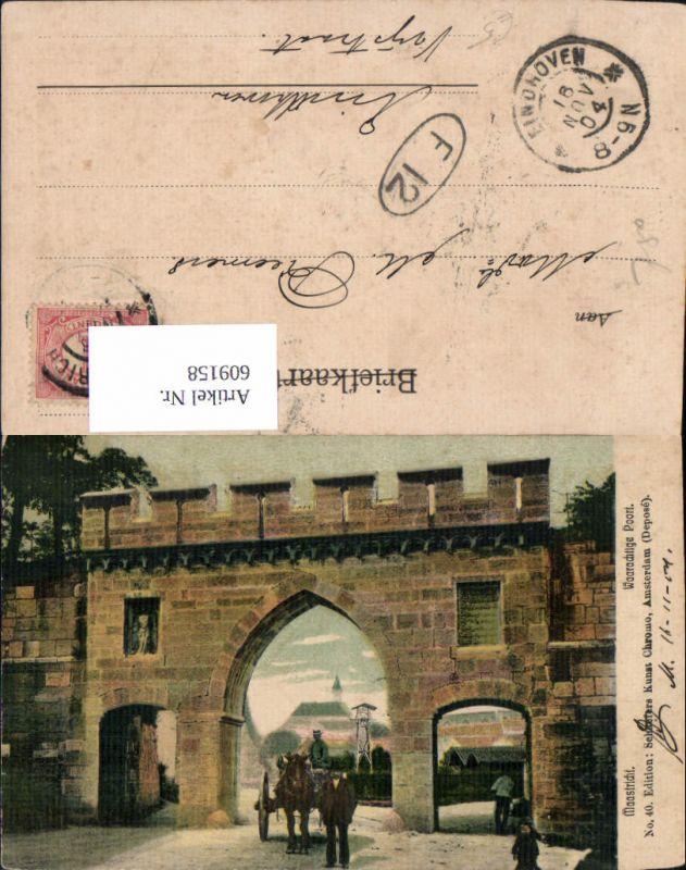 609158,Maastricht Waarachtige Poort Netherlands