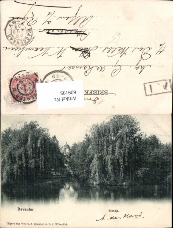 609195,Deventer Eilandje Netherlands