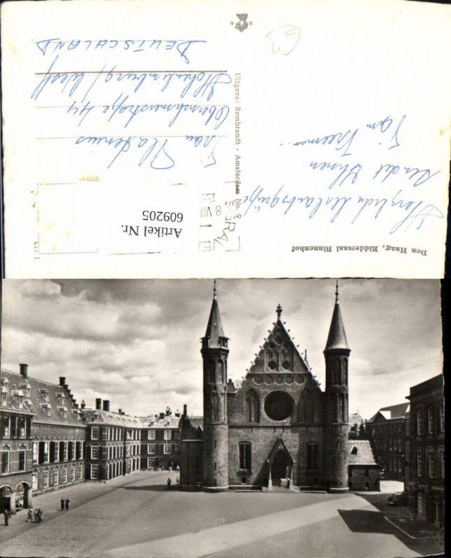 609205,Den Haag Ridderzaal Binnenhof Netherlands