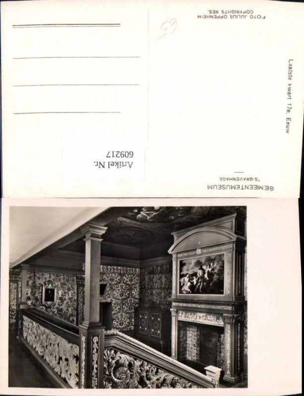 609217,Foto Ak ´s Gravenhage Gemeetemuseum Netherlands