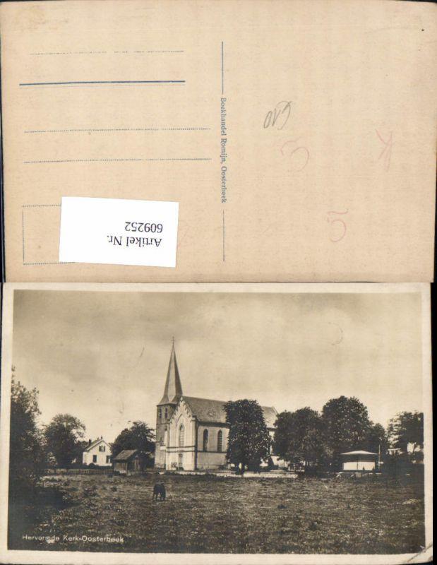 609252,Hervormde Kerk-Oosterbeek Kirche Netherlands