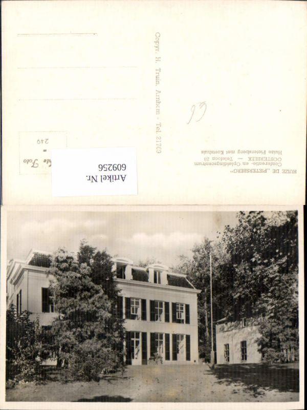 609256,Foto Ak Oosterbeek Huize de Pietersberg Netherlands