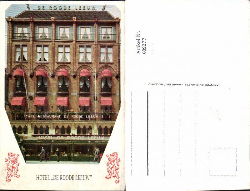 609277,Amsterdam Damrak Hotel De Roode Leeuw Netherlands