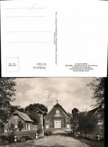 611565,Foto Ak Haus Rüschhaus Nienberge b. Münster i. Westfalen Dichterin Annette v. Droste-Hülshoff Frontansicht