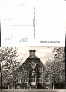 611566,Foto Ak Haus Rüschhaus Nienberge b. Münster i. Westfalen Dichterin Annette v. Droste-Hülshoff Ansicht