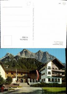 611860,Ehrwald Talstation Tiroler Zugspitzbahn