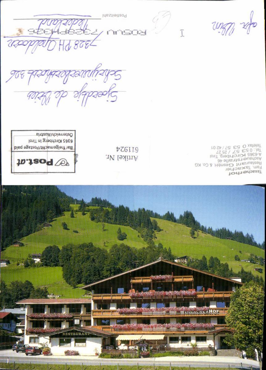 611924,Kirchberg i. Tirol Taxacherhof