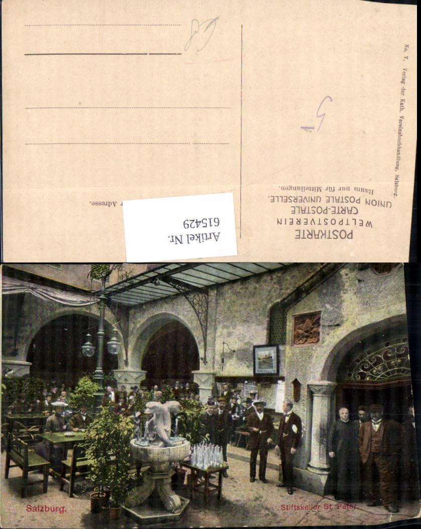 615429,Salzburg St. Peter Stiftskeller