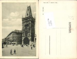615741,Prag Praha Prasna brana pub Carl Bellmann 82
