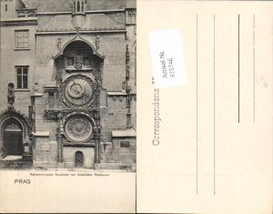 615746,Prag Praha Astronomische Uhr Altstadt Altstädter Rathaus Kunstuhr