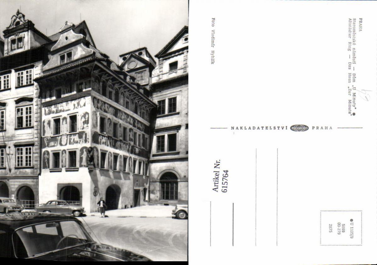615764,Prag Praha Altstädter Ring