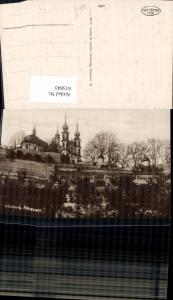 615843,Foto Ak Würzburg Kappele Kirche Wallfahrtskirche Käppele