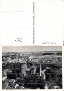 614989,Foto Ak Reszel Ordensburg Rößel Poland