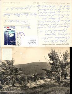 615167,Blick v. Fichtelberg zum Klinovec Keilberg Jachymov Sankt Joachimsthal