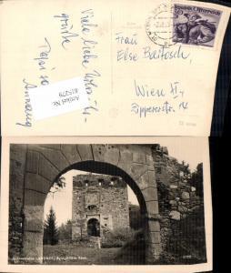 615279,tolle AK Landsee Burgenland Markt Sankt Martin Oberpullendorf Ruine Burg