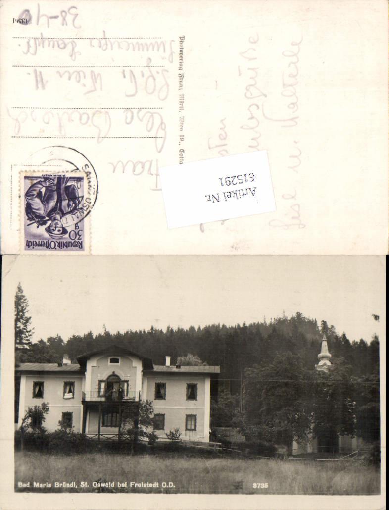 615291,Bad Maria Bründl bei St. Oswald Freistadt
