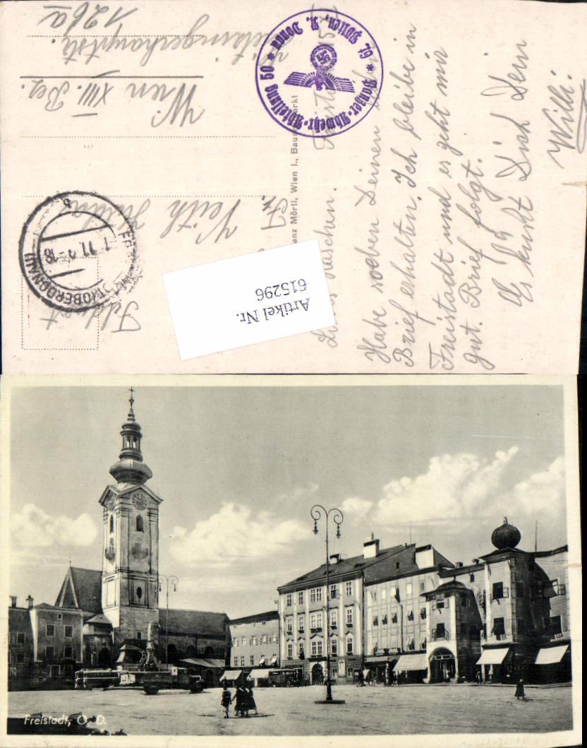 615296,Freistadt Feldpost Panzer Abwehr Abteilung 50 St. Pölten