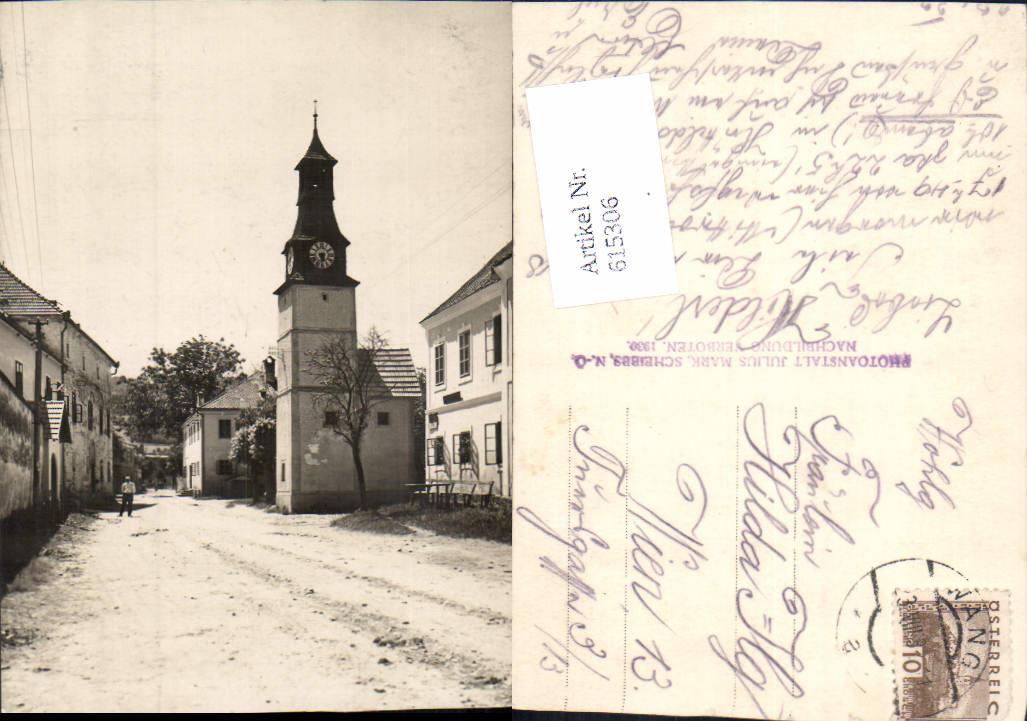 615306,Wang in Niederösterreich Scheibbs Straßenansicht Steinakirchen am Forst