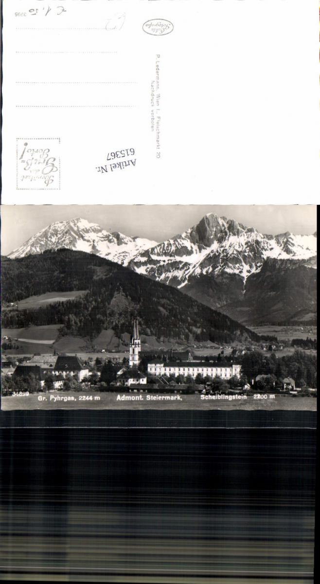 615367,Admont im Gesäuse
