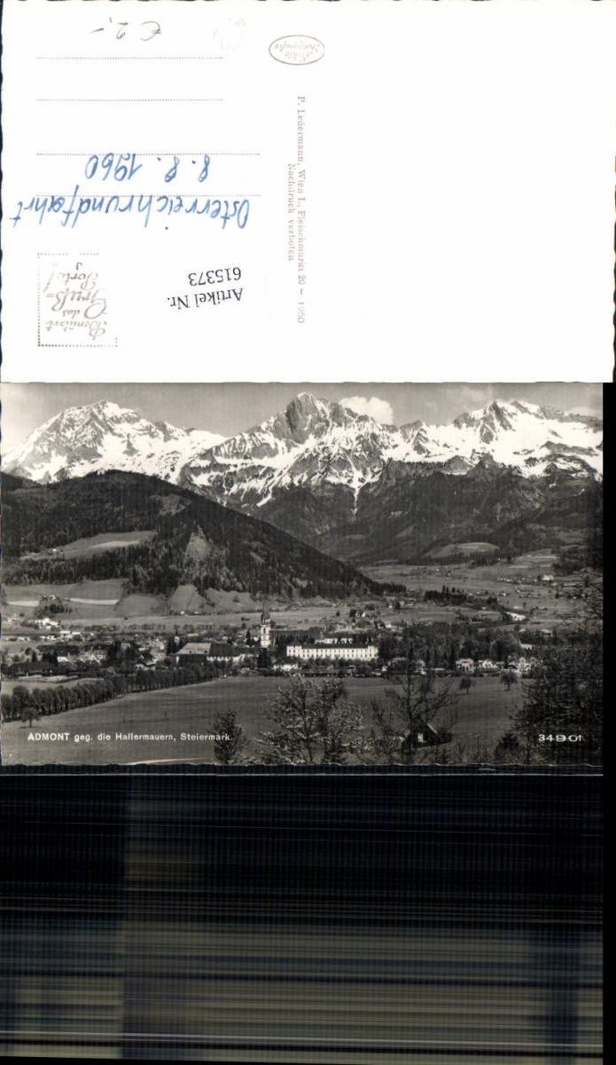 615373,Admont im Gesäuse