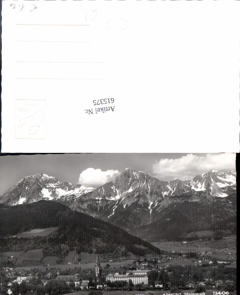 615375,Admont im Gesäuse