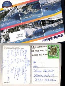 617398,Stempel Wagrain Bergbahnen n. St. Pölten