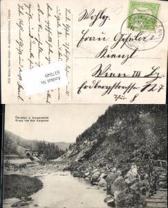 617049,Gruss aus den Karpaten Romania Rumänien Takcsany