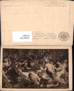 617467,Künstler Ak Peter Paul Rubens Leichenbegängnis pub J. Löwy 396