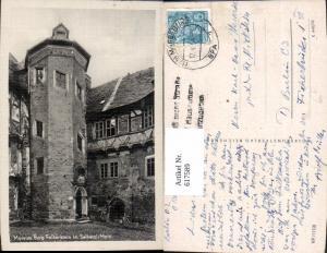 617589,Falkenstein/Harz Museum Burg Falkenstein i. Selketal Harz