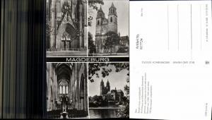 617724,Mehrbild Ak Magdeburg Dom