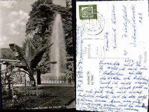 617840,Foto Ak Bad Neuenahr-Ahrweiler Bad Neuenahr Springbrunnen Brunnen