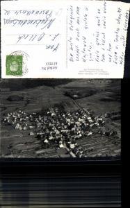 617853,Fliegeraufnahme Unnau Westerwald Marienberg