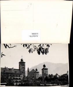 618906,Foto Ak Brig Stockalperschloss Schloss