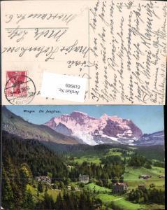 618909,Wengen Die Jungfrau