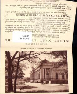 619039,Geneve Genf Musee d Art et d Historie