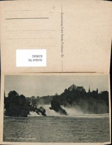 619045,Rheinfall b. Schaffhausen Neuhausen am Rheinfall