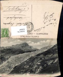 619047,Furkastrasse m. Rhonegletscher Oberwald