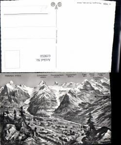 619050,Grindelwald Gipfelkarte