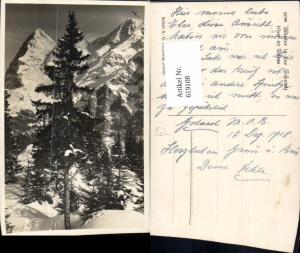 619108,Winter i. d. Schweiz Hiver en Suisse Winterlandschaft
