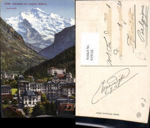 619126,Interlaken m. Jungfrau